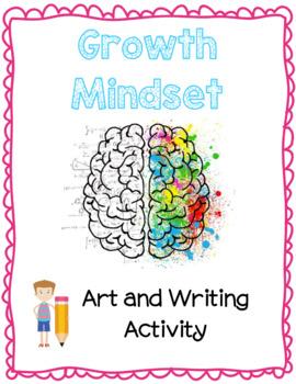 Growth Mindset Brain Worksheet