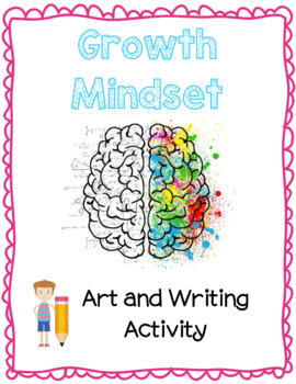 Growth Mindset Brain Worksheet By Excelling In Elementary Tpt