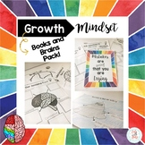 Growth Mindset: Brains and Book Pack!