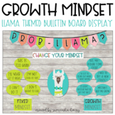 Growth Mindset Bulletin Board Display