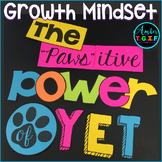 Growth Mindset Bulletin Board Display | The Power of Yet
