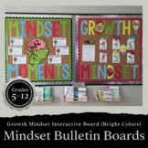Growth Mindset Bulletin Board: Interactive