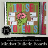 Growth Mindset Bulletin Board: Mindset Moments