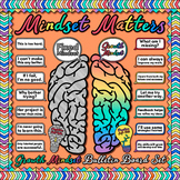 Growth Mindset Bulletin Board Pack: Classroom Decor Poster