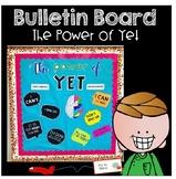 The Power of Yet- Editable Bulletin Board