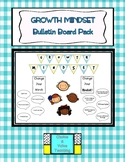 Growth Mindset Bulletin Board Pack