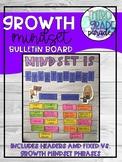 Growth Mindset Bulletin Board Set