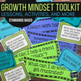 Growth Mindset Activities, Lessons, Posters, and Bulletin Board
