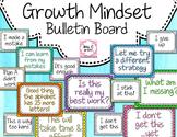 Growth Mindset Bulletin Board (version 2)