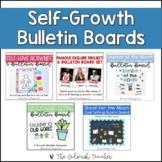 Growth Mindset Bulletin Boards (Social Emotional Learning)