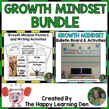 Growth Mindset Bundle