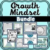 Growth Mindset Bundle- Escape Rooms, Scavenger Hunt, Team Building!