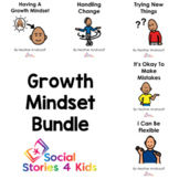 Growth Mindset Bundle (French Black and White Versions)