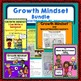 Growth Mindset Bundle Special Education, Primary, and ELL students