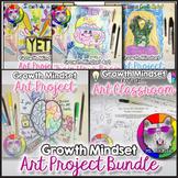 Growth Mindset Bundle for an Art Classroom