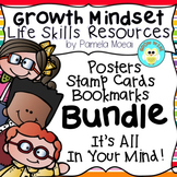 Growth Mindset Bundle of Resources!