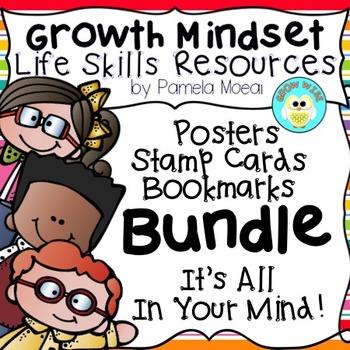 Growth Mindset Bundle of Resources!