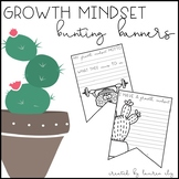 Growth Mindset Bunting Banners