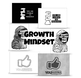 Growth Mindset/ Graduation Cards to Color / Affirming Clip Art