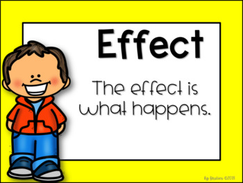 Growth Mindset Cause and Effect