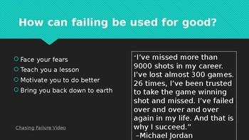 Growth Mindset: Chasing Failure