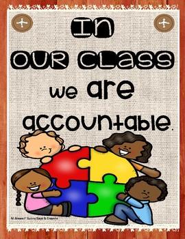 Growth Mindset / Class Goals