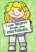 Growth Mindset & Classroom Behavior Posters