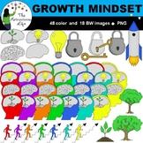Growth Mindset Clip Art Bundle