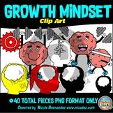 Growth Mindset Clip Art for Teachers