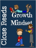 Growth Mindset Close Read