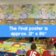 Back to School Activity | Famous Faces™ Collaborative Growth Mindset Poster [v1]