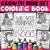Growth Mindset Coloring Pages | Growth Mindset Coloring Book