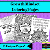 #ringin2018 Growth Mindset Coloring Pages