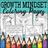 Growth Mindset Coloring Pages | Animal Coloring Pages