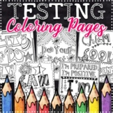 Test Motivation Coloring Pages | Test Motivation Posters | 8 Fun Doodle Designs