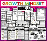 Growth Mindset Activities, Games, Assessment & Prompts Bundle!
