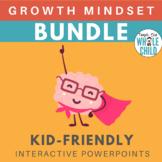 Growth Mindset Complete Bundle | Interactive PowerPoints