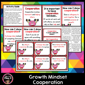 Growth Mindset Cooperation