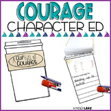 Courage Activity Coffee Craft
