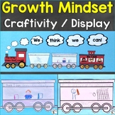 Growth Mindset Craftivity, Classroom Display The Little En