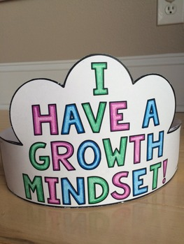 Growth Mindset Crowns