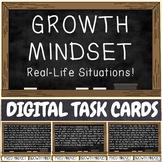Growth Mindset - DIGITAL TASK CARD GAME