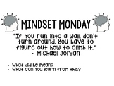 Growth Mindset Daily Question Week 2