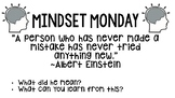Growth Mindset Daily Question Week 1