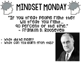 Growth Mindset Daily Question Week 4