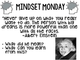Growth Mindset Daily Question Week 6