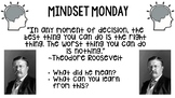 Growth Mindset Daily Question Week 8