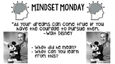 Growth Mindset Daily Question Week 9