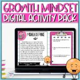 Growth Mindset Digital Activity Pack