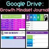 Growth Mindset Digital Journal//Google Classsroom
